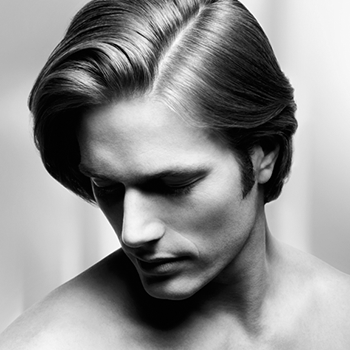 Hairdressing services for men
